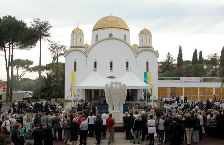 """Результат пошуку зображень за запитом """"Собор Святої Софії в Римі"""""""